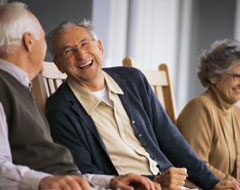 Frail Care Centres and Services